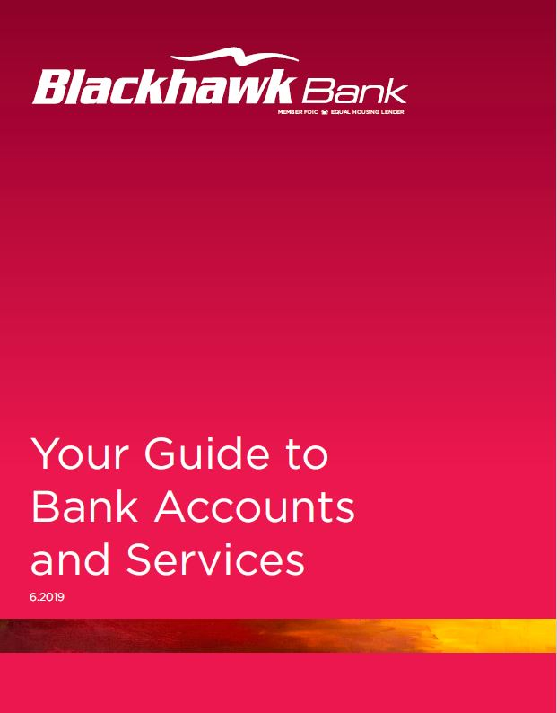 Your Guide to Bank Accounts and Services
